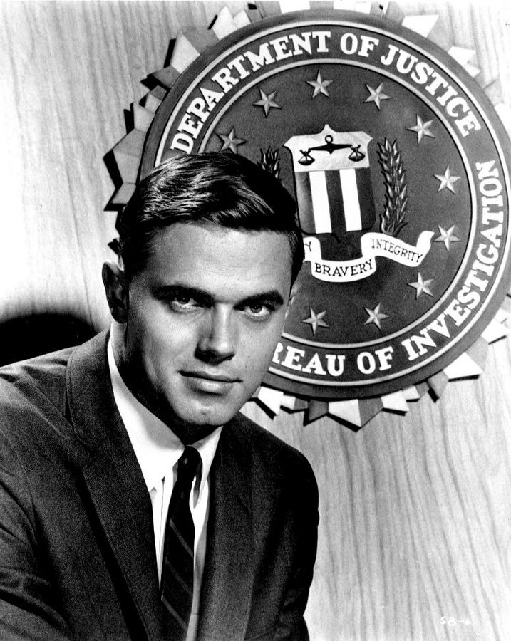 stephen brooks 1966, american actor, 1960s tv shows, 1960s television series, 1970s television shows, the fbi, special agent jim rhodes