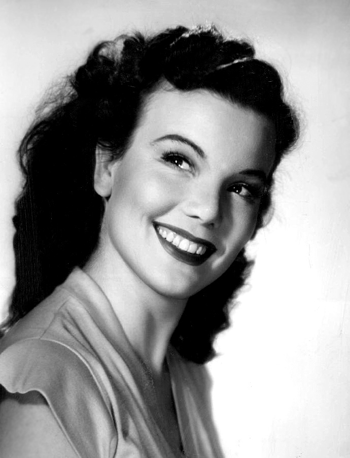 nanette fabray young 1940s