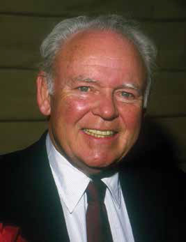 carroll oconnor, dashing daring and debonair, actors, heavy set,  all in the family, archie bunker, in the heat of the night