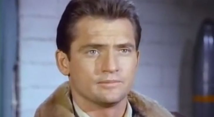 chris robinson 1967, american actor, 1960s tv shows, 1960s television series, sergeant sandy komansky, 12 oclock high, world war ii series, wwii fighter pilots
