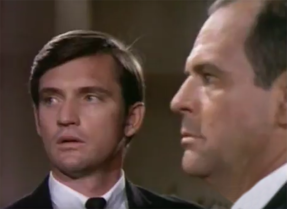 chris robinson 1971, gerald s oloughlin, american actors, 1970s television series, dan august guest stars