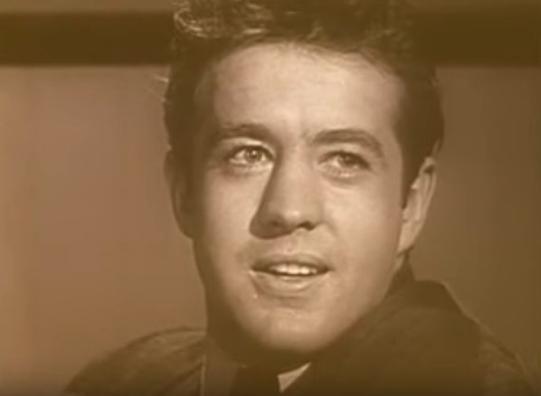 clu gulager 1959, younger, american actor, 1950s television series, 1950s tv guest star