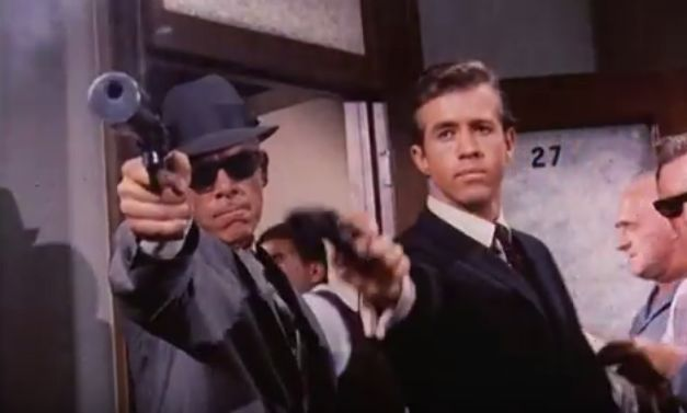 clu gulager 1964, lee marvin, 1960s movies, the killers, american actors, younger