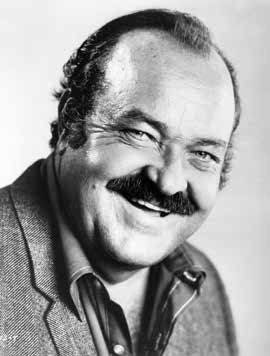 william conrad, dashing daring and debonair, actors, heavy set, handsome, radio actor, voiceover, weight challenged, gunsmoke, matt dillon, cannon, jake and the fatman, radio performers