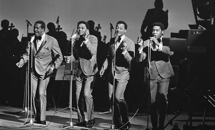 abdul duke fakir 1968, the four tops, obie benson, lawrence payton, levi stubbs, american vocal groups, 1960s vocal groups, african american singers