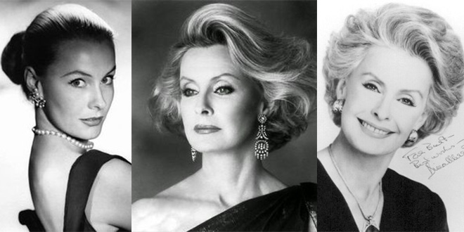 dina merrill, younger, older, actress, nedenia marjorie  hutton