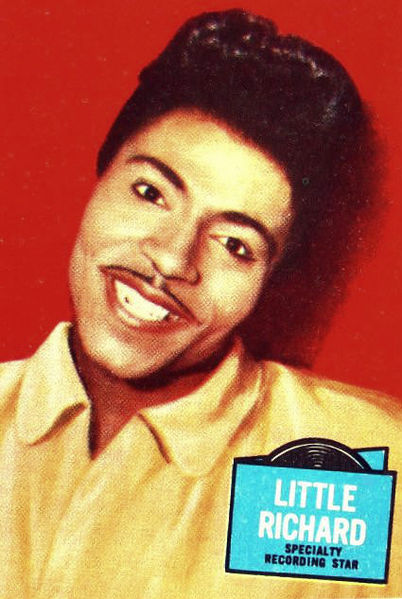 little richard 1957, american rock singer, rock and roll music, 1950s rock and roll, american r and b singer
