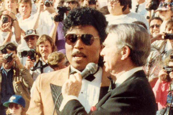 little richard 1988, american rock musician, rock and roll singer