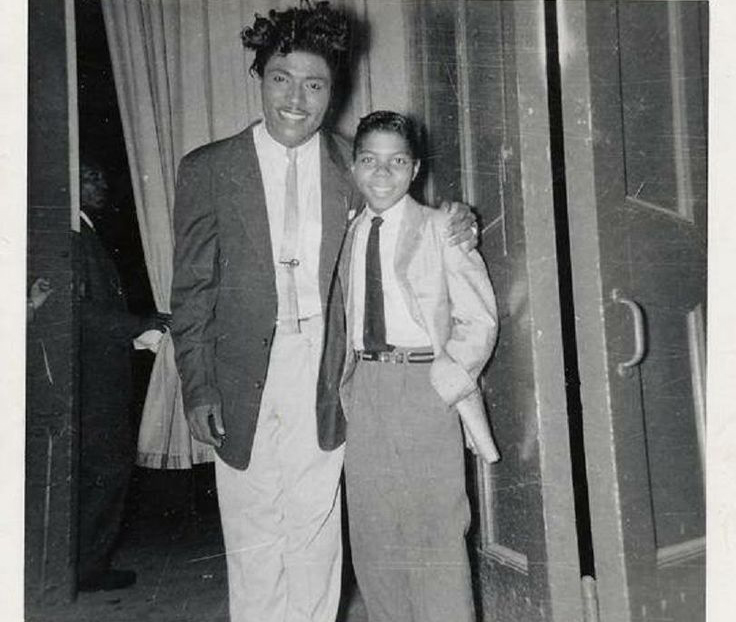 little richard 1958, frankie lyman, african american singers, american rock singers, rock and roll music, 1950s rock singers, younger