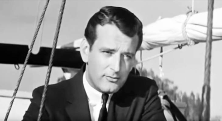 nicolas coster 1965, american actor, nicolas coster younger, 1960s movies, my blood runs cold