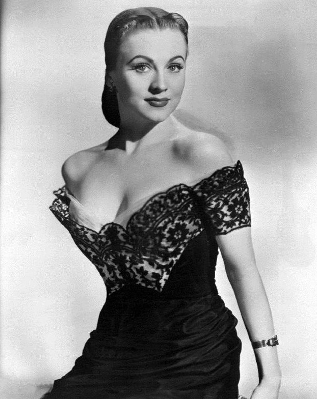 anne jeffreys 1956, american actress, stage struck play
