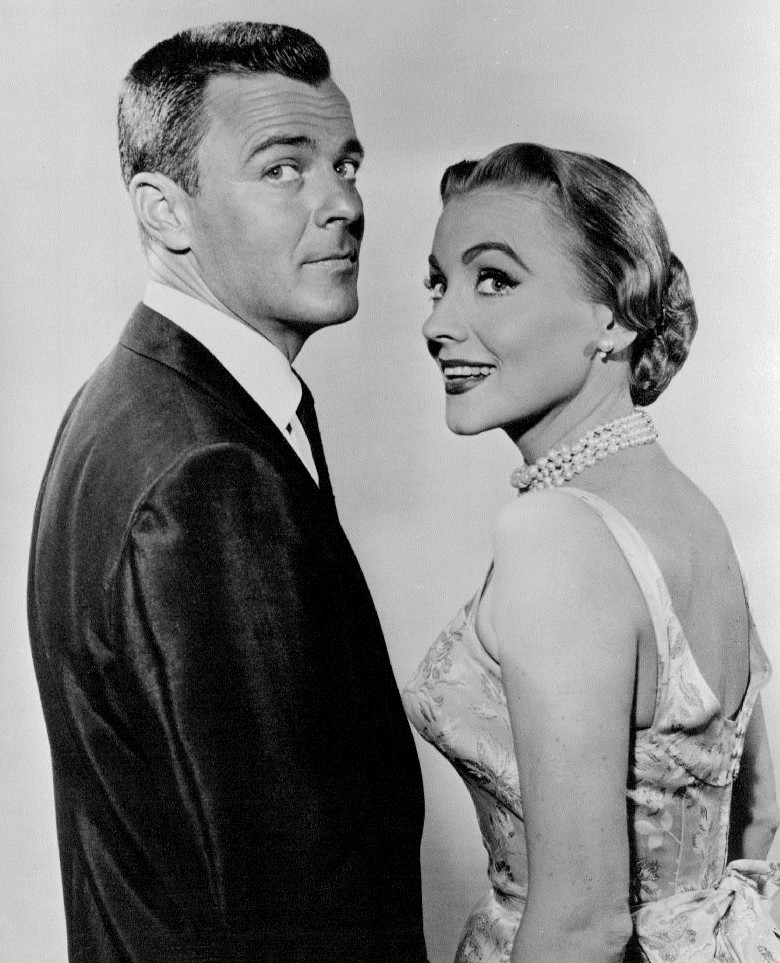 anne jeffreys, love that jill, husband robert sterling, 1958, actress, actor, television series, 1950s tv shows