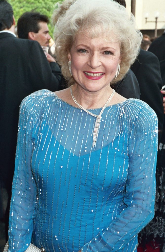 betty white 1988, american actress, comedian, singer, tv producer, the golden girls, 1980s television series, emmy awards