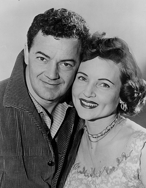 betty white 1958, cornel wilde guest star, american actors, 1950s television series, 1950s television talk shows, the betty white show, betty white host