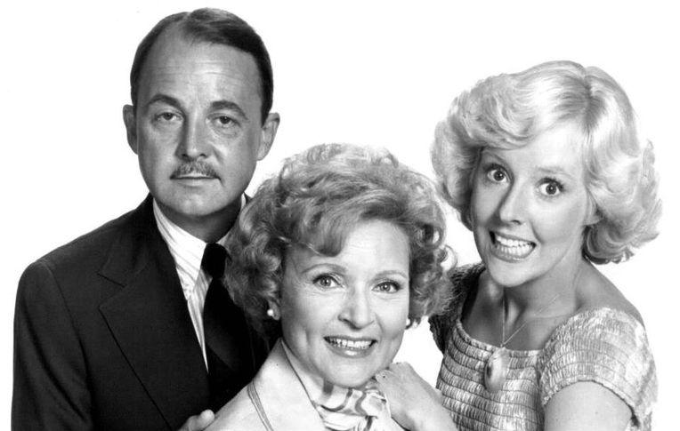 betty white 1977,1970s television series, 1970s tv sitcoms, the betty white show 1977, joyce whitman, georgia engel, mitzi maloney, john hillerman, john elliot, american actors, younger