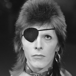 david bowie 1974, younger, british singer, english rock singer, died january 10 2016, celebrity death