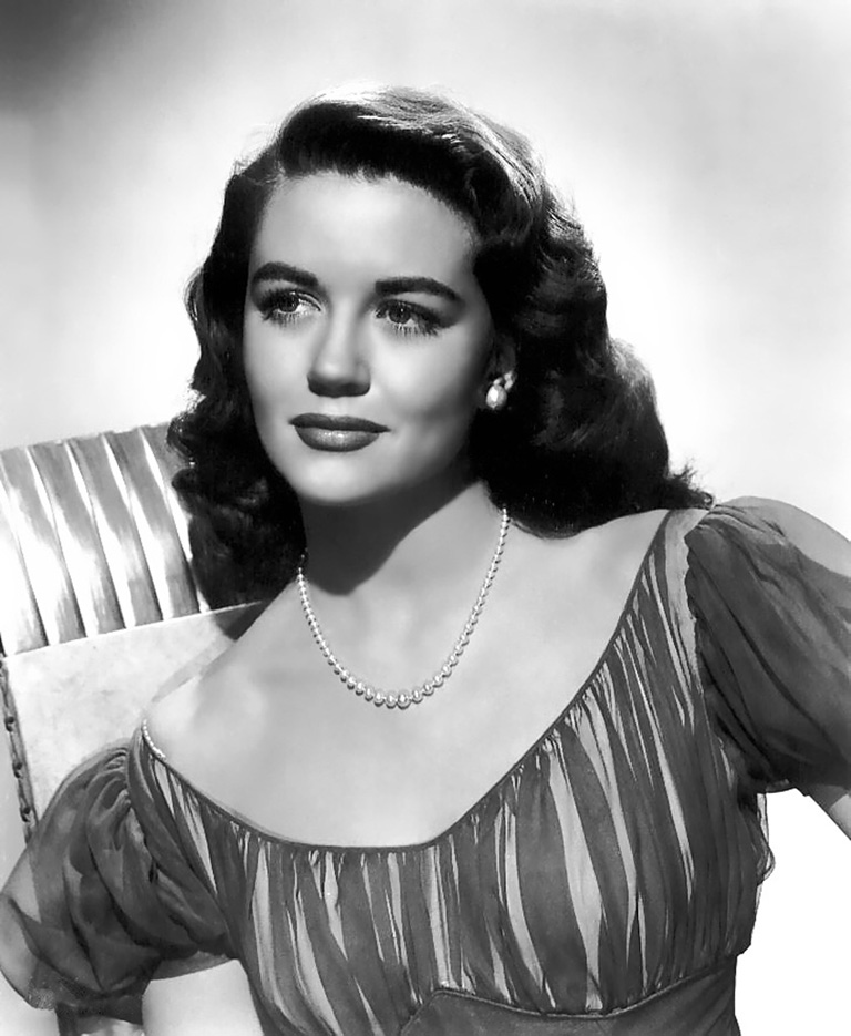 dorothy malone 1940s, american actress, 1940s movies, 1950s movies