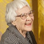 harper lee 2007, nelle harper lee, american author, novelist, to kill a mockingbird, 1951 pulitzer prize, go set a watchman,  baby boomer readers, seniors, octogenarian, senior citizen, atticus finch, friend truman capote, friend gregory peck, harper lee dead, died february 19 2016
