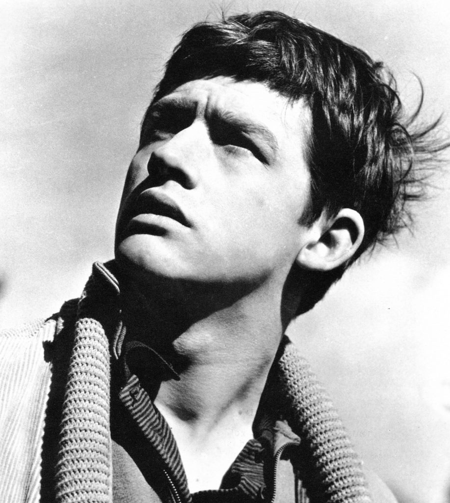 john hurt younger, english actor, british actor, john hurt 1960s, john hurt 1970s