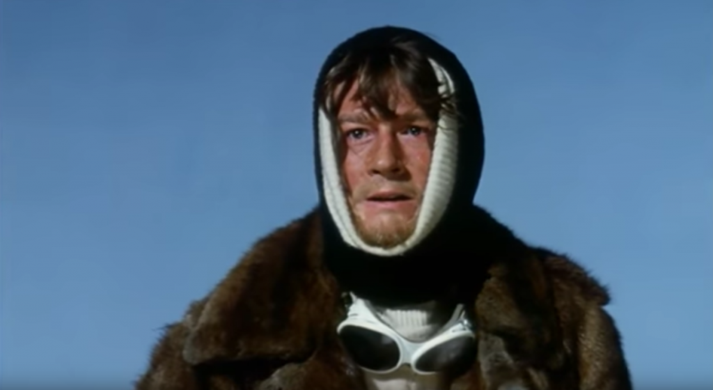 john hurt 1971, english actor, british movie actor, 1970s movies, mr forbush and the penguins, cry of the penguins