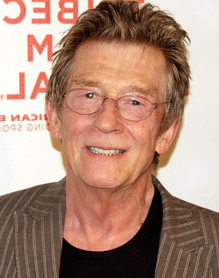 john hurt 2009, english actor, john hurt older, british actor, senior citizen