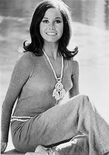 mary tyler moore 1970s, american actress