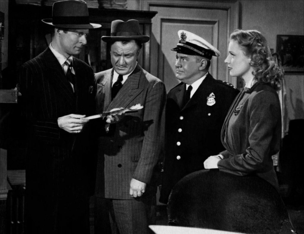 anne jeffreys, dick tracy, 1945, actress, morgan conway, lyle latell, joseph crehan, actors, rko pictures
