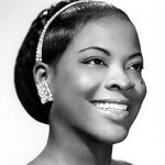 lavern baker 1956, nee delores lavern baker, american r and b singer, rhythm and blues singer, rock and roll hall of fame, 1950s hit songs, i cried a tear, tweedle dee, jim dandy, play it fair, still, i cant love you enough, i waited too long, 1960s hit r and singles, see see rider, jackie wilson duets, think twice, 1950s movie musicals, rock rock rock, mister rock and roll, senior citizen, celebrity birthday, famous people birthdays, november 11th birthday, born november 11 1929, died march 10 1997, celebrity deaths
