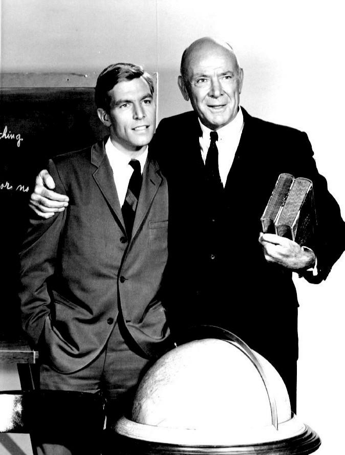 james franciscus 1964, dean jagger, american actors, 1960s television shows, mr novak cast, television series about teachers