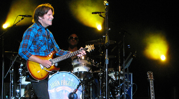john fogerty 2011, american rock singer, songwriter, 1960s rock bands, creedence clearwater revival, ccr lead singer, guitarist, musician, 1960s rock hit singles, suzie q, proud mary, born on the bayou, bad moon rising, green river, down on the corner, fortunate son, 1970s ccr hits, wholl stop the rain, travelin band, up around the bend, run through the jungle, lookin out my back door, long as i can see the light, have you ever seen the rain, sweet hitchhiker, someday never comes, i put a spell on you, jambalaya on the bayou, 1980s hit songs, the old man down the road, centerfield, change in the weather, brother tom fogerty, septuagenarian, senior citizen, 50 plus rock and roll musicians