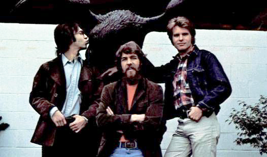 john fogerty 1971, doug clifford, stu cook, 1960s rock bands, creedence clearwater revival, ccr rock band