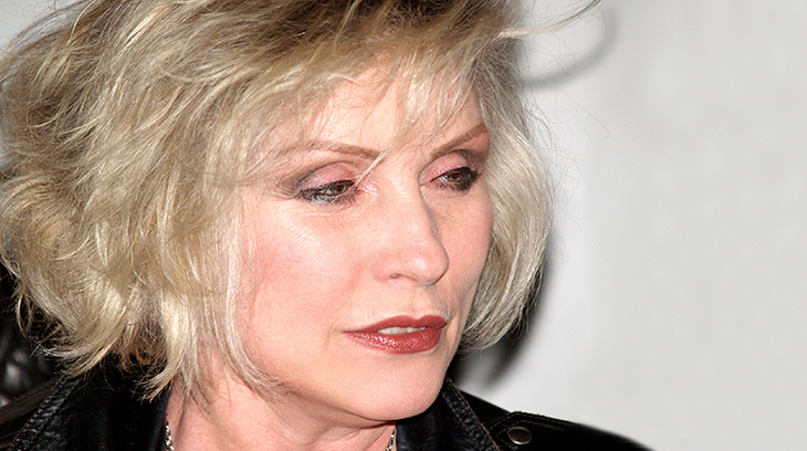 debbie harry 2008, deborah harry, 1970s singer, 1980s songwriter, heart of glass, call me, hit songs, debbie harry older