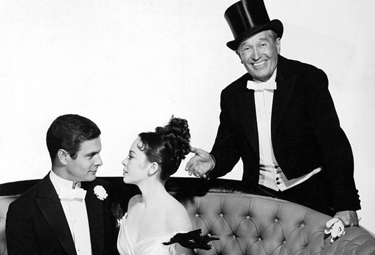 leslie caron 1958, french actress, louis jourdan, maurice chevalier, french actors, 1950s movie musicals, gigi stars