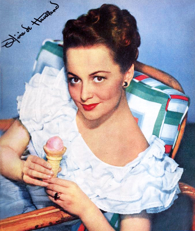 olivia de havilland, 1948, english, american, actress, classic movies, film stars,