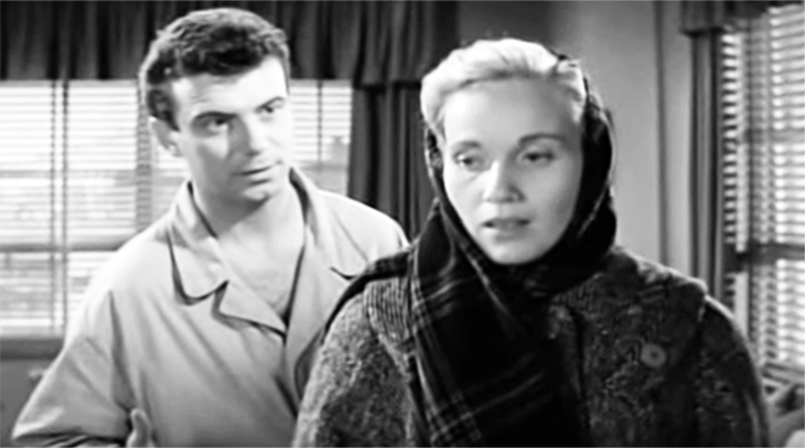 eva marie saint 1959, anthony franciosa, 1950s movies, a hatful of rain, american actress, actors
