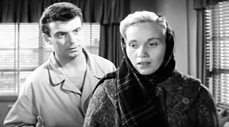 eva marie saint 1959, anthony franciosa, 1950s movies, a hatful of rain, american actress, actors