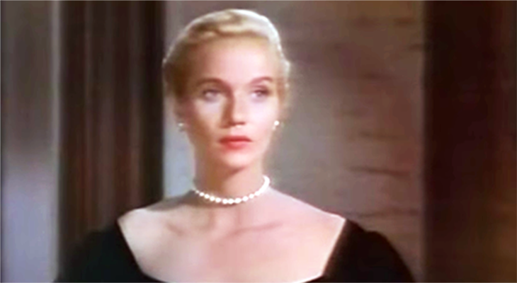 eva marie saint 1956, american actresses, 1950s comedy films, that certain feeling, bob hope costars