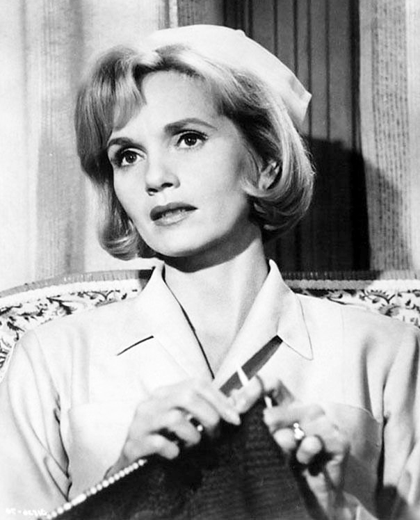 eva marie saint 1965, american actress, 1960s movies, 36 hours