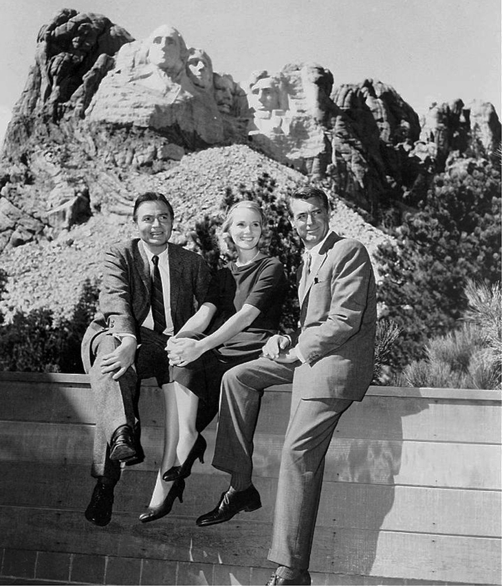 eva marie saint 1959, cary grant, james mason, american actress, actors, 1950s suspense films, 1959 movies, north by northwest, alfred hitchcock movies, 1950s thrillers