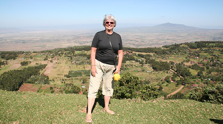 great rift valley africa, mount longonot volcano africa, kenya african conservation programs, marilyn mcgrath, conservation volunteering, voluntourism, africa travel, things to see in kenya