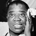 louis armstrong birthday, nee louis daniel armstrong, nickname satchmo, louis armstrong 1953, african american trumpet player, black musicians, swing singer blues, grammy hall of fame, composer, american jazz musician, cornet player, trumpeter, 1920s hit jazz singles, st louis blues, bessie smith songs, heebie jeebies, west end blues, weather bird, 1930s hit jazz songs, blue yodel no 9 standing on the corner, all of me, when the siants go marching in, 1950s song hits, mack the knife, porgy and bess, 1960s hit singles, lazy river, la vie en rose, what a wonderful world, helly dolly singer, actor, movie performer, 1930s movies, ex flame, pennies from heaven, artists and models, every days a holiday, doctor rhythm, going places, 1940s films, birth of the blues, cabin in the sky, pillow to post, new orleans, a song is born, 1950s movie musicals, im in the revue, glory alley, the glenn miller story, high society, the five pennies, the beat generation, la paloma, 1960s films, paris blues, auf wiedersehen, when the boys meet the girls, hello dolly, a man called adam, rhythm and blues hall of fame, married lil hardin armstrong 1924, divorced lil hardin armstrong 1938, married lucille wilson 1942, rock and roll hall of fame songs, senior citizen birthdays, 60 plus birthdays, 55 plus birthdays, 50 plus birthdays, over age 50 birthdays, age 50 and above birthdays, celebrity birthdays, famous people birthdays, august 4th birthdays, born august 4 1901, died july 6 1971, celebrity deaths