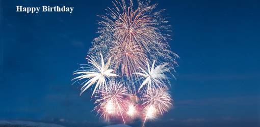 happy birthday wishes, birthday cards, birthday card pictures, famous birthdays, fireworks, snowdonia national park, united kingdom