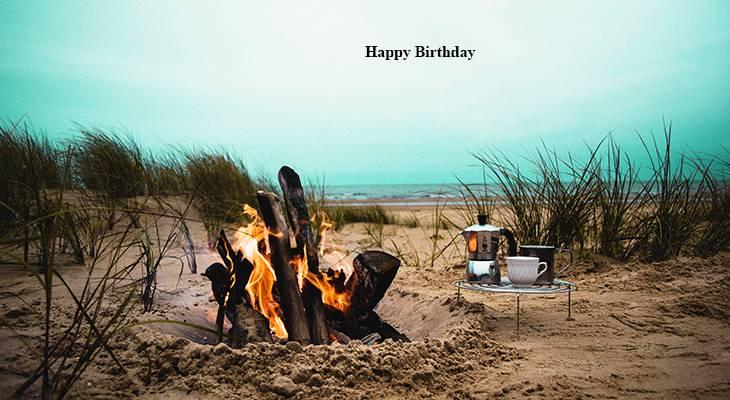 seniors birthdays, older adult birthdays, 50 plus birthdays, 55 plus birthdays, 60 plus birthdays, generation x birthdays, baby boomer birthdays, zoomer birthdays, happy birthday, senior citizens, centenarian, nonagenarian, octogenarian, septuagenarian, senior celebrity birthdays, famous people birthdays, remembering, in memory of, memorial, birthday card, birthdays on this day, nature scenery, camping on the beach, campfires, sand dunes, breakfast on the beach, birthday treats, coffee, tea,