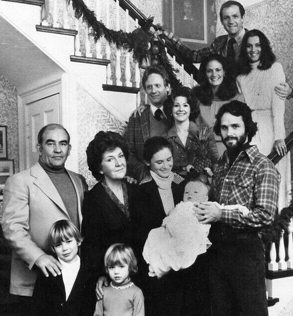 ed asner 1977, 1970s television movies, maureen stapleton, stephanie zimbalist, gregory harrison, bruce davison, rebecca balding, gail strickland, lawrence pressman, veronica hamel