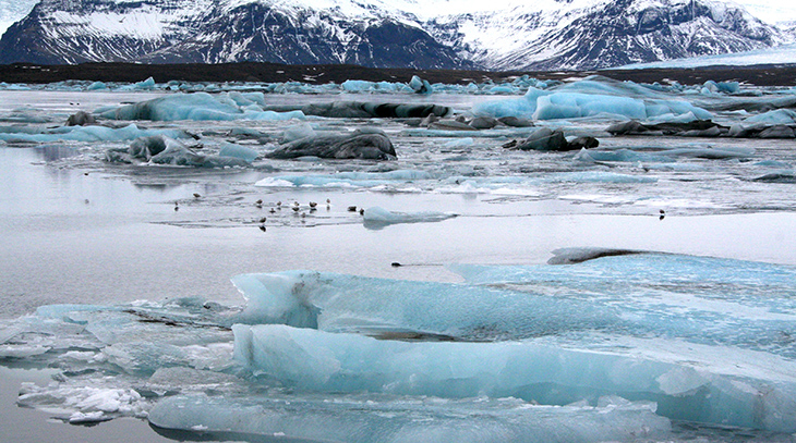 jokulsarlon glacier lagoon, iceland glaciers, iceland nature scenery, southern iceland