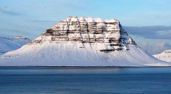 kirkjufell mountain, church mountain, snaefellsnes peninsulan, iceland mountains, nature scenery