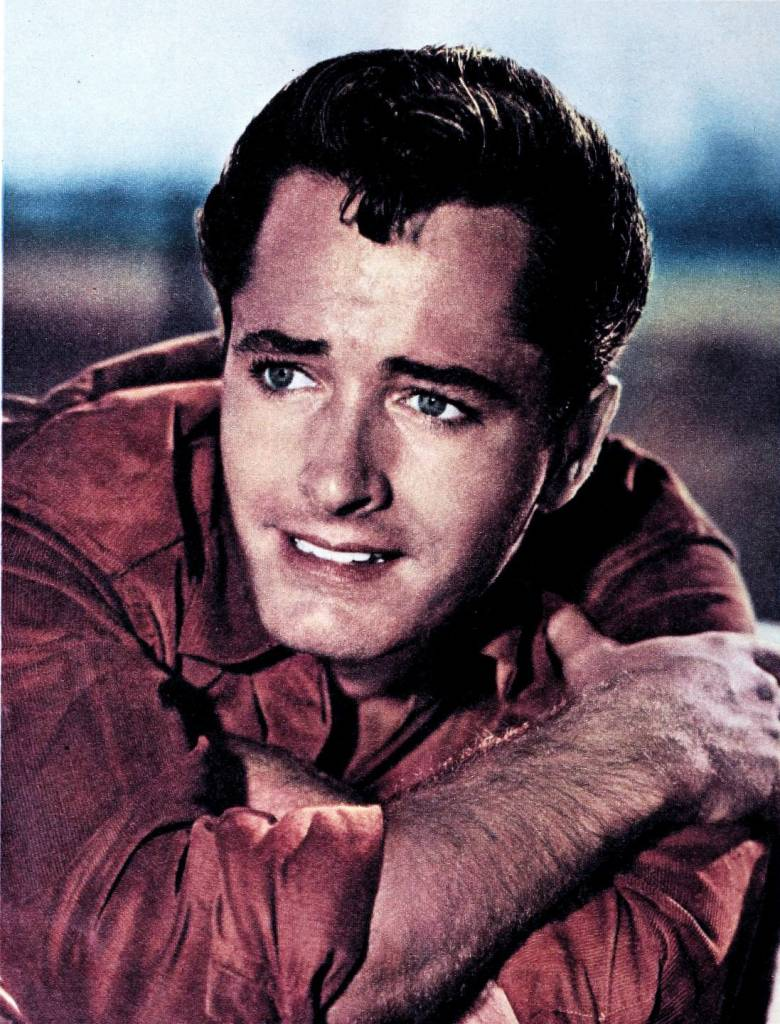 john derek 1955, american director, blue eyes actor, 1950s movies, rogues of sherwood forest, westerns, ambush at tomahawk gap