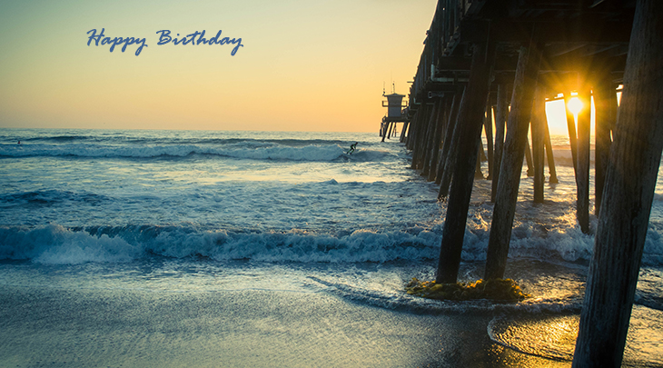 happy birthday wishes, birthday cards, birthday card pictures, famous birthdays, sunset, imperial beach, california, nature scenery