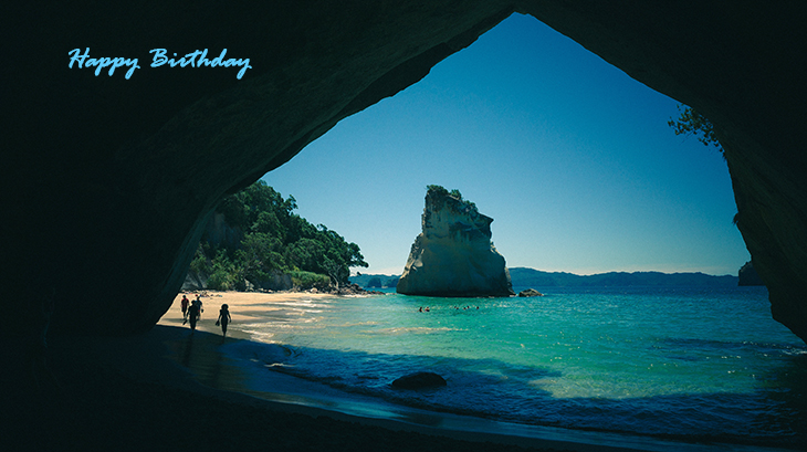 happy birthday wishes, birthday cards, birthday card pictures, famous birthdays, beach, nature scenery, ocean