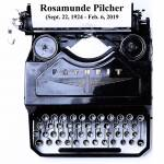 rosamunde pilcher died 2019, rosamunde pilcher february 2019 death, english romance novelist, cornwall author, the shell seekers, september, sleeping tiger, typewriter